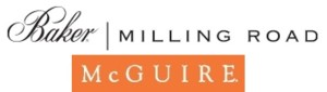 Baker Milling Road McGuire Logo combined